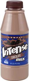 Intense Lowfat Chocolate Milk *