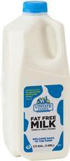 Fat Free (Skim) Milk *
