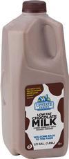 Lowfat Chocolate Milk *
