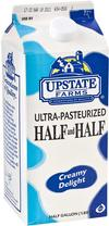 Ultra Pasteurized Half & Half *