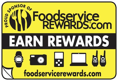 Logo - Foodservice Rewards