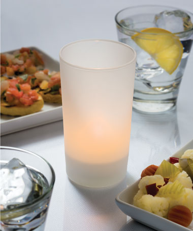 Product photo for Cafe Cylinder™ Votive