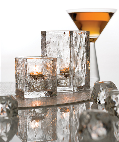 Glacier™ Tealight & Votive