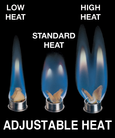 Easy Heat® Adjustable Heat Chafing Fuel