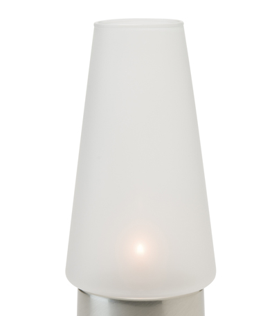 Satin Linen Conical