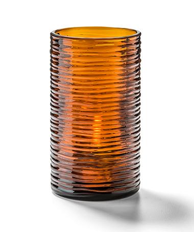Dark Amber Typhoon Mid-Size Cylinder