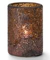 View details for Gold Crackle™ Glass Cylinder Lamp