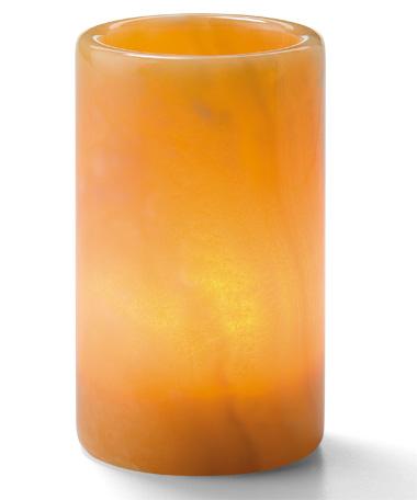 Onyx Cylinder Lamp