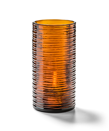 Dark Amber Typhoon Full-Size Cylinder