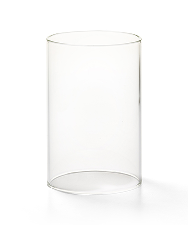 Clear Cylinder, Shade Support