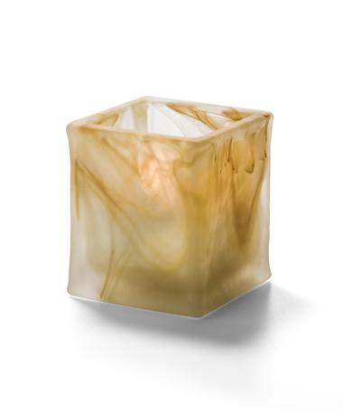 Glacier™ Tealight (Caramel Wysp™)