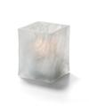View details for Glacier™ Tealight (Satin Crystal Wysp™)