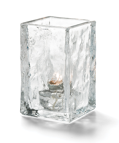 Glacier™ Votive (Clear Glass)
