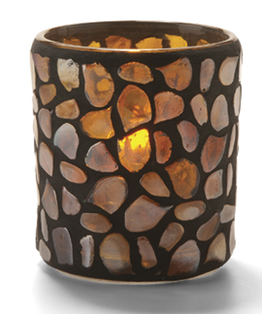 PEBBLE VOTIVE