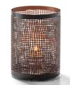 View details for  Chantilly™ (Black 7 Copper) Perforated Metal Lamp