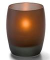 View details for Midnight Amber Contour™ Glass Votive Lamp