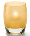 View details for Satin Gold Contour™ Votive Lamp