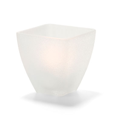 SATIN CRYSTAL ICE ODYSSEY™ VOTIVE