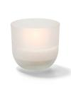 View details for 5 HR Caterlite™ Disposable Candle in Frosted Glass  - 48/CS