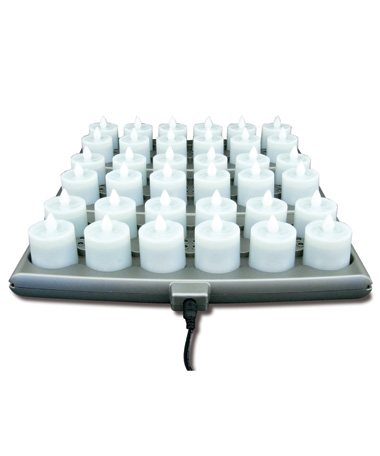 36-Candlelight Platinum (Candles/3 Trays/Power)