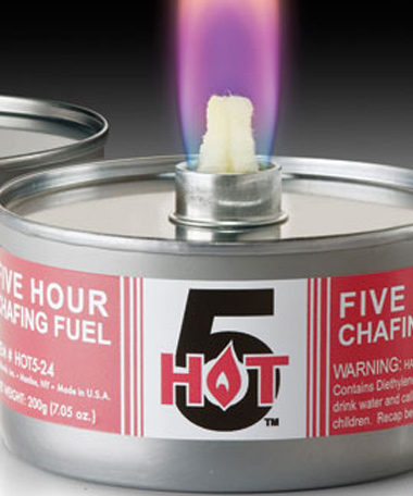 Hot 5-5 Hour Wicked Chafing Fuel, 7.05 oz  CAN (24/CS)