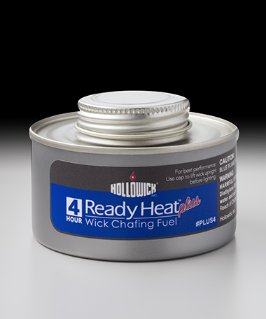 Ready Heat Plus™ 4-Hour Liquid Wick Chafing Fuel