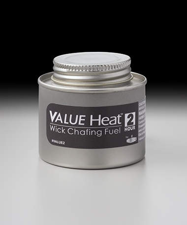 Value Heat™ 2-Hour Liquid Wick Chafing Fuel