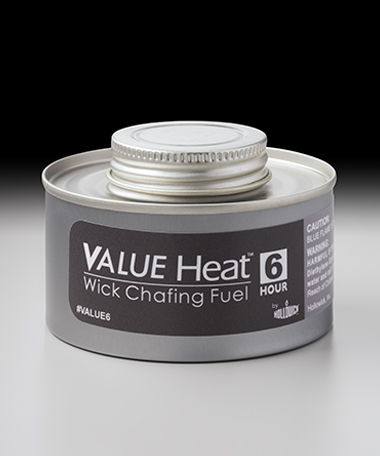 Value Heat™ 6-Hour Liquid Wick Chafing Fuel
