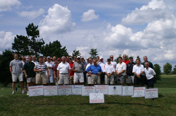 Blindmen and Criers Golf - Group Shot