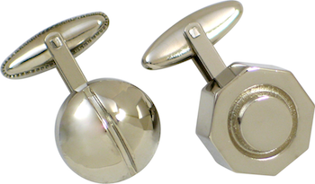 Nuts & Bolts Cufflinks