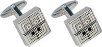 Square Gifts Cufflinks