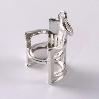 Martin House Barrel Chair Charm