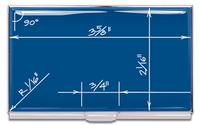 Blueprint Card Case