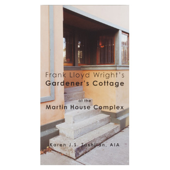Frank Lloyd Wright's Gardener's Cottage at the Martin House Complex