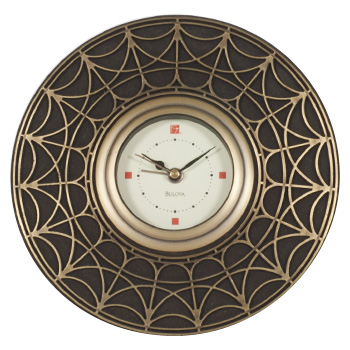 Blossom House Table Clock
