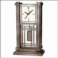 Dana House Sconce Clock