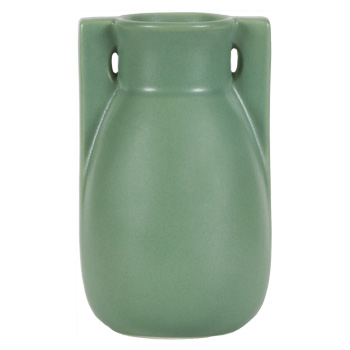 Buttress Vase Green