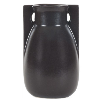 Buttress Vase Brown