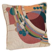 Frank Lloyd Wright March Of Balloons Pillow