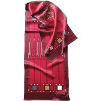 Tree of Life Scarf - Red