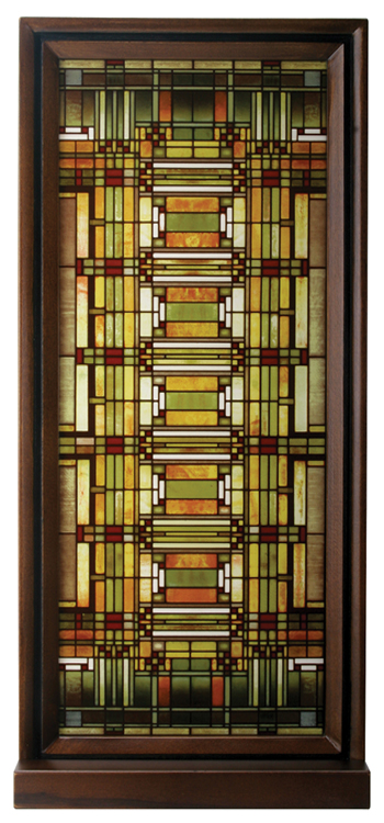 Oak Park Skylight Glass Panel
