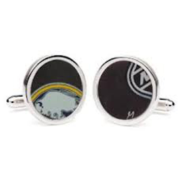 Sabres Hockey Puck Cufflinks - was $150.00 now on sale