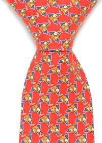 Buffalo Tie - Red