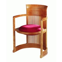 Taliesin Barrel Chair