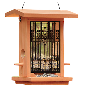 Martin House Bird Feeder $89
