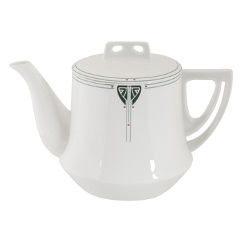 Dard Hunter Teapot