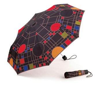 FLW Umbrella - Coonley Playhouse