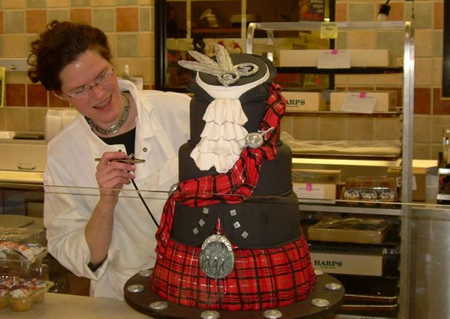 safeway cake decorator