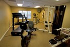 Park Lane fitness room