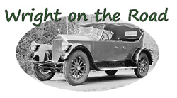 Wright on the Road Logo